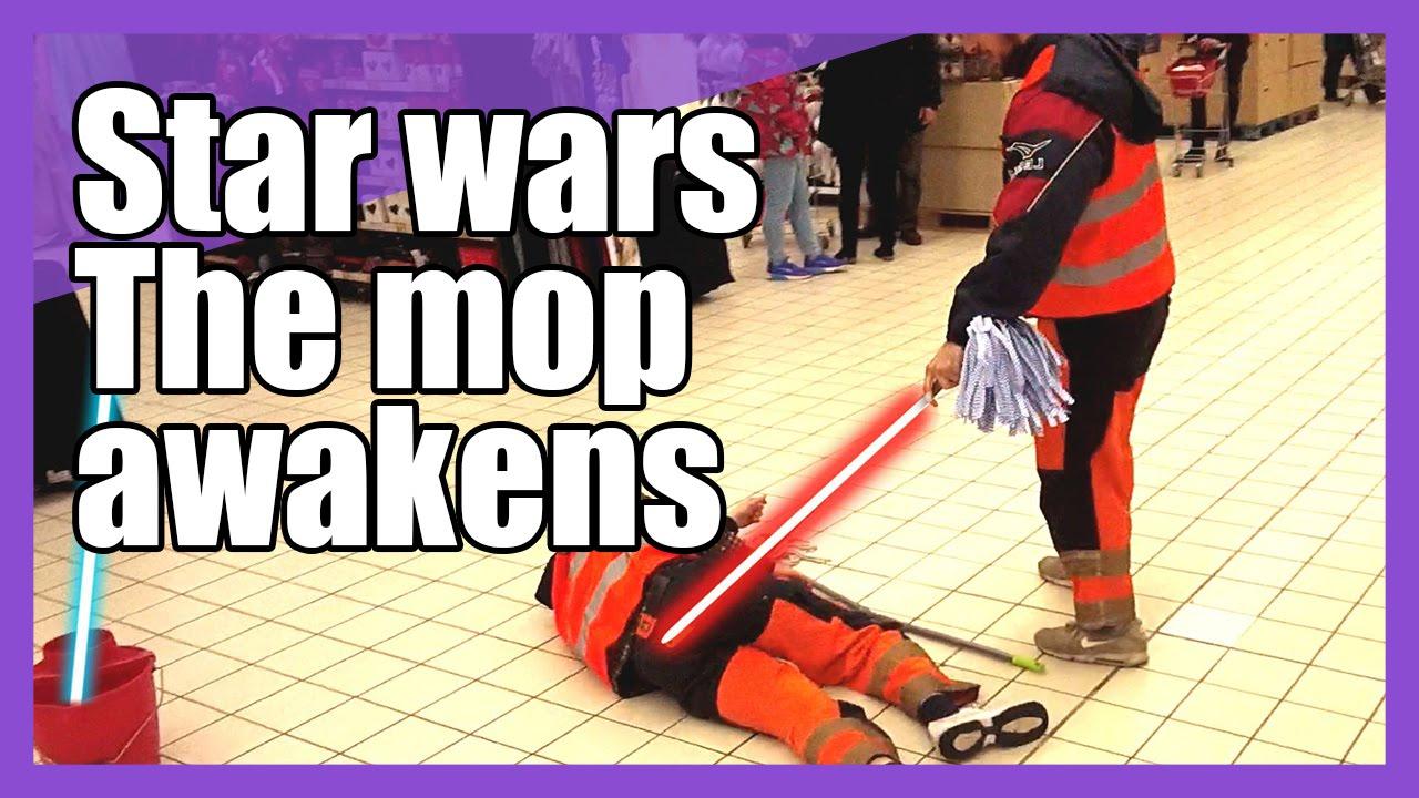 Star Wars: The Mop Awakens - Jeleniejaja