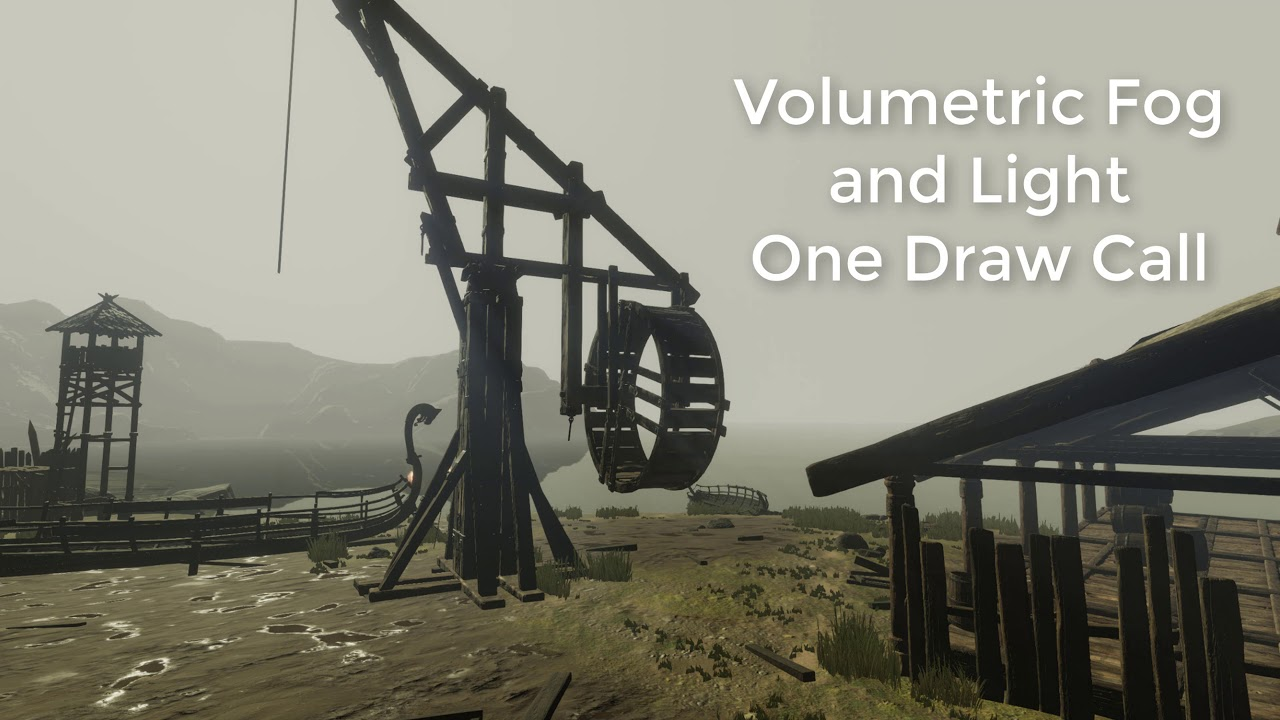 Weather Maker - Weather, Water, Sky, Volumetric Light and Fog Promo