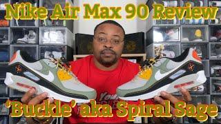 firstlook #airmax90 #airmax #buckleairmax Air Max 90