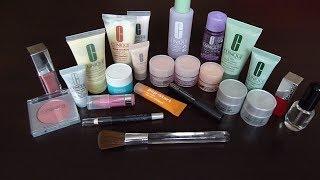 Косметические продукты CLINIQUE/декоративная и уходовая косметика часть 1 - Видео от Tatiana N