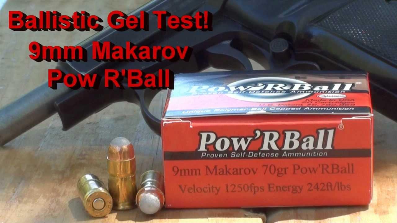 The 9x18 Makarov Ammunition for Self Defense Guide