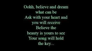 Download Believe - lyrics