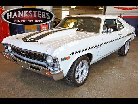 1969 Chevrolet Nova Yenko tribute w454ci big block Turbo 400