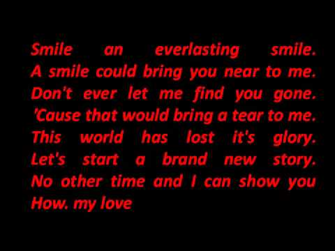 Smile an Everlasting Smile   Lyrics    By Queen Elizabeth and Old Man    Remix New Release 2014