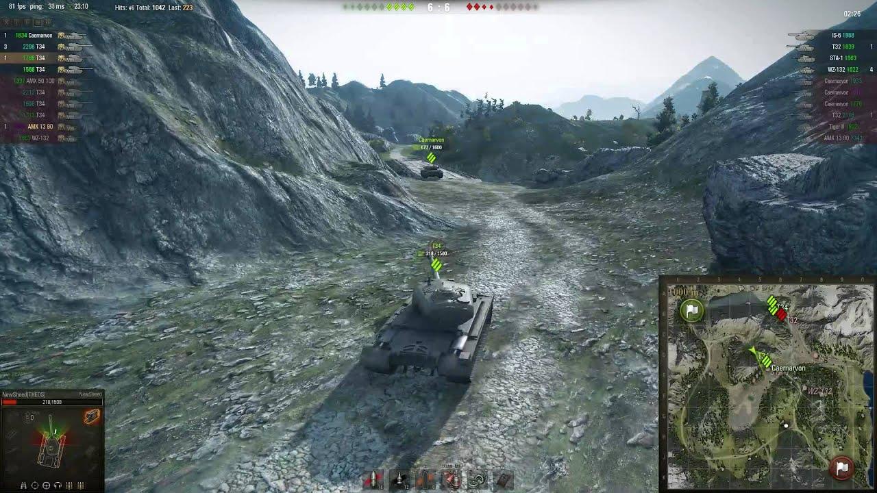 Download World of Tanks CZ - záznam streamu Strongholdy