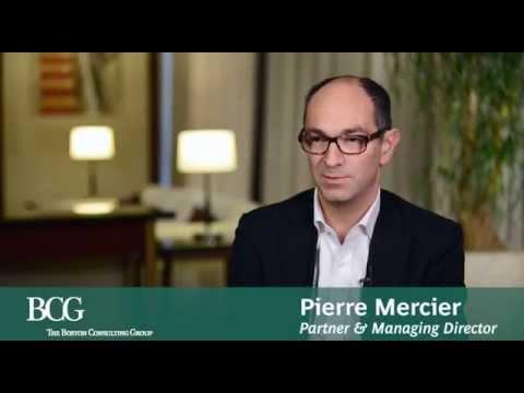 BCG's Pierre Mercier on Supply Chain Management