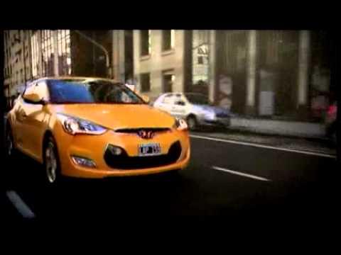 Hyundai Veloster - Presentación   www.AUTOTECNICA.TV