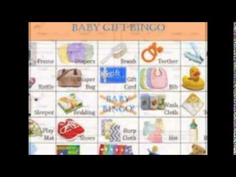 baby shower games printable youtube