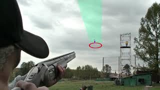 Практические приемы: Как стрелять угонную из-за головы.