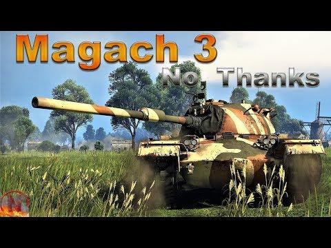 WT || Magach 3 - Bad, Wörse, Premium L7