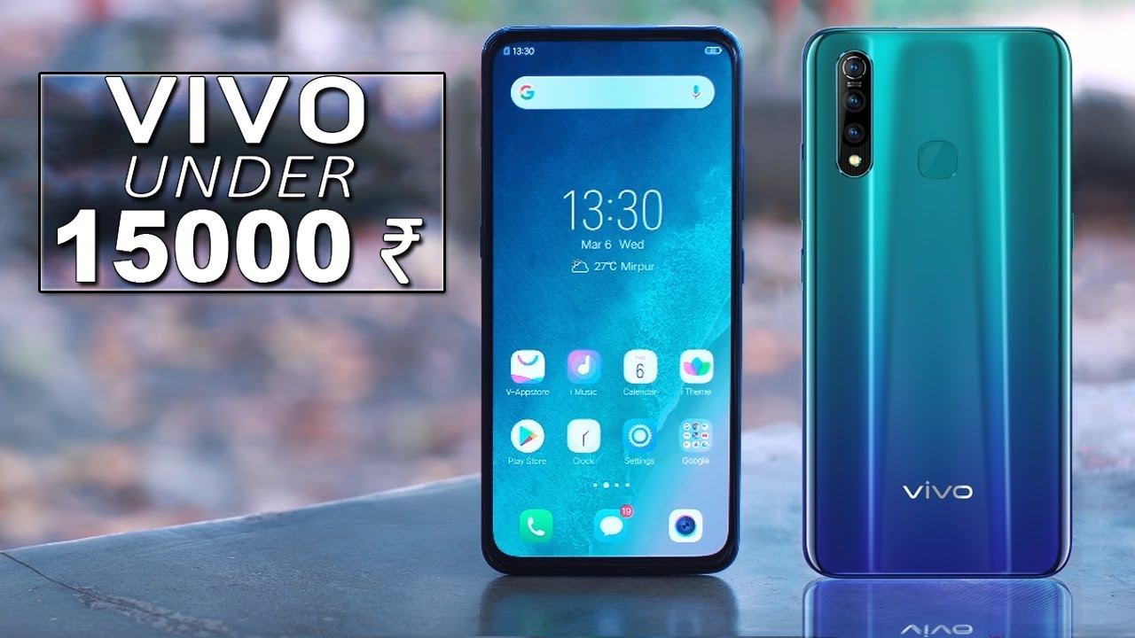 Download TOP 5 Best Vivo Phone Under Rs 15000 In India 2019