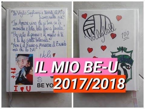 IL MIO DIARIO BE YOU 2017/2018 #BTS6   Agata Fazio