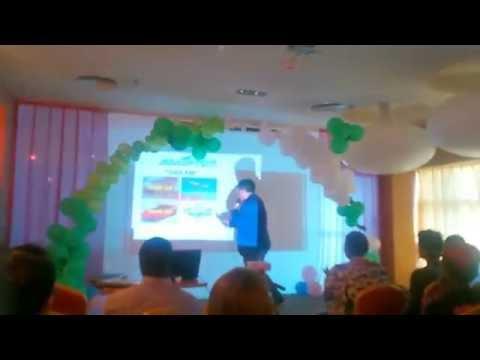 Marketing Plan Presentation Team  Unity  Qatar by Engr. Niko Abril