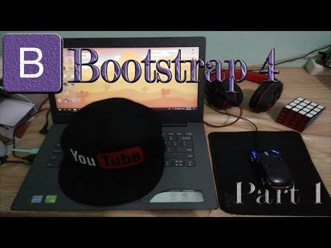 cara-membuat-website-sederhana-menggunakan-bootstrap-4