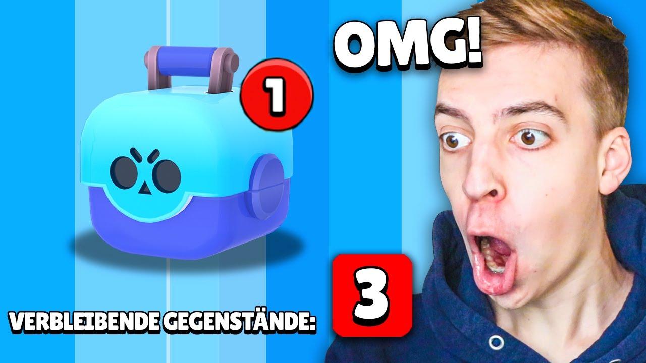 *OMG* 3 VERBLEIBENDE GEGENSTÄNDE aus FREE BOX?! 😱 Wie geht das?? ★ Brawl Stars deutsch