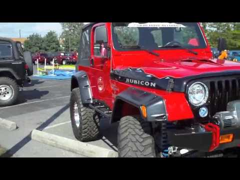 Brenner Chrysler Jeep >> Footage From Jeeps R Us Brenner Chrysler Jeep Event