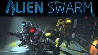 Alien Swarm - прохождение часть 1