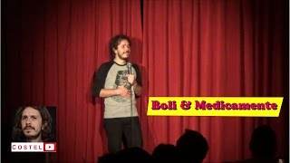 "Costel Stand-up Comedy Official - &quotBoli si medicamente"" (Club 99)"