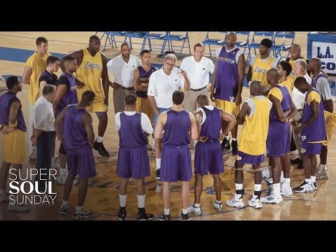 How NBA Coach Phil Jackson Taught His Teams Mindfulness | SuperSoul Sunday | Oprah Winfrey Network