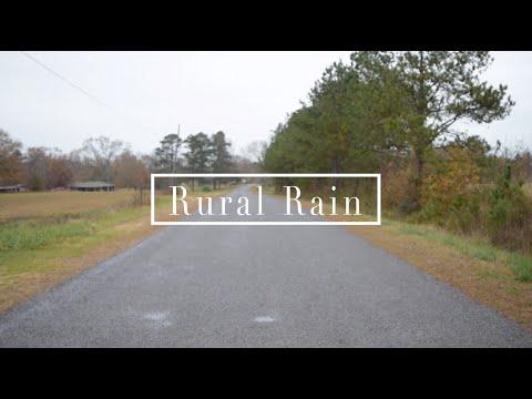 Rural Rain // D3300