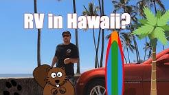 RV in Hawaii?