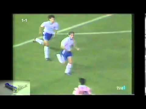 1993 10 20 2ªRONDA Tenerife 2 Olympiakos 1 Copa de la UEFA
