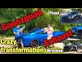 Goonzquad Gives Me Their Exhaust!! Wrecked 2017 Mustang GT Build In 10 Minutes