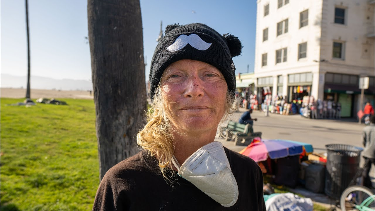 Debra Has Been Homeless in Venice Beach for Nine Years