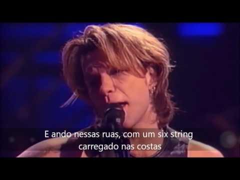 Wanted Dead or Alive - Bon Jovi (Tradução)