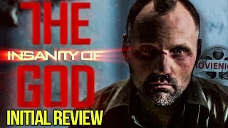 The Insanity of God | Initial Review