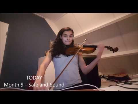 First 9 months violin! Self-taught Versie 1 en streaming