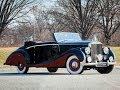 1947 Rolls Royce Silver Wraith Cabriolet by Franay