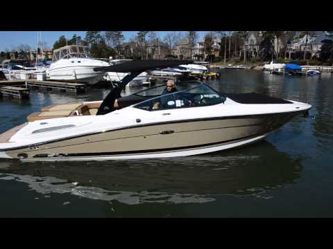 2014 Sea Ray 270 SLX at Hall Marine of Lake Norman