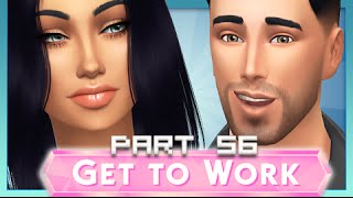 The Sims 4 | Get To Work | Part 56 — PLANET SIXAM!