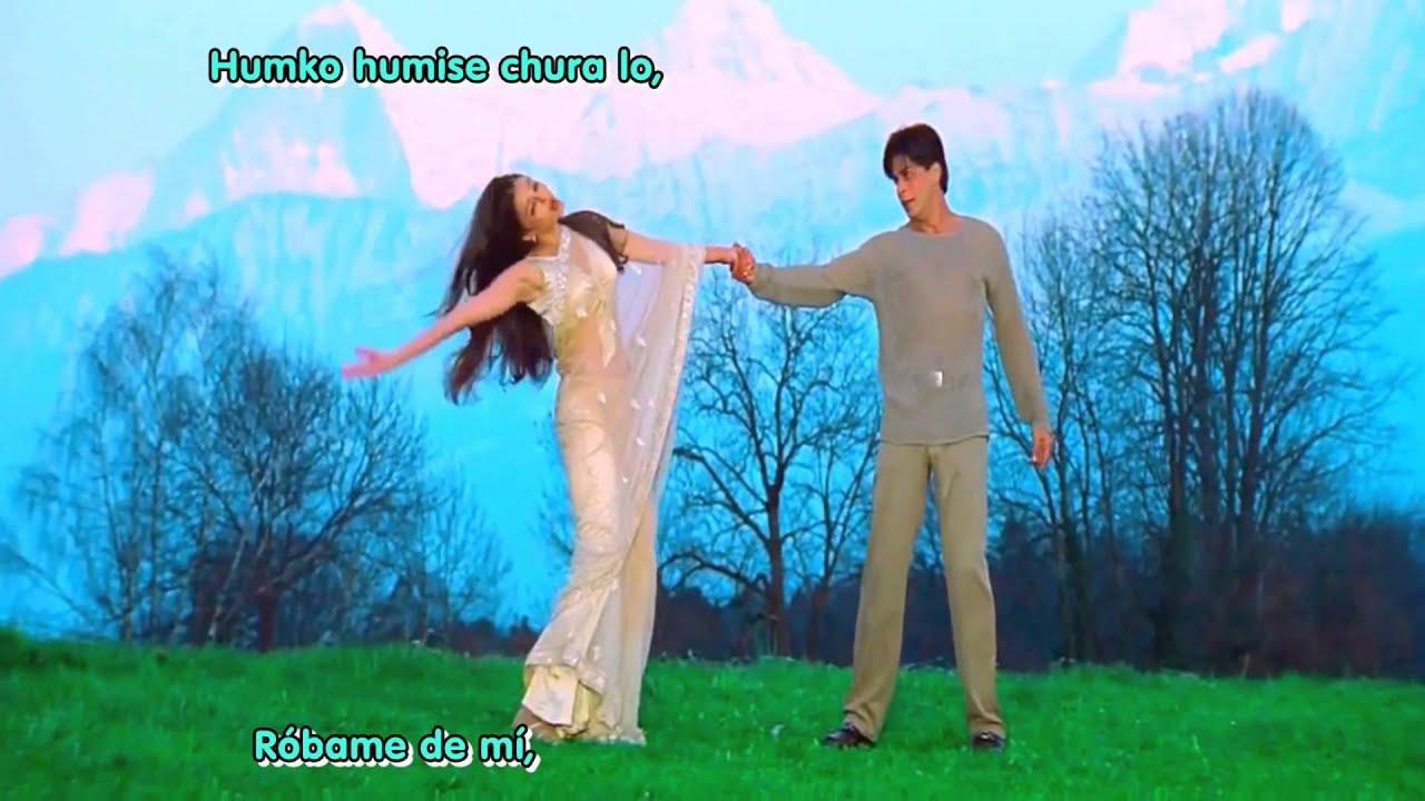 La Mejor Cancion Hindu Humko Hamise Churalo Mohabbatein Sub
