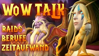 WoW Classic 4/5 | Raids - Zeitaufwand - Berufe - Damage Output - Talk Deutsch thumbnail