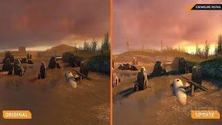 Half-Life 2 - Comparison Trailer