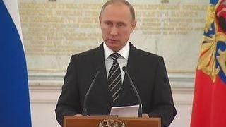 Путин: операция в Сирии подтвердила способность России отвечать на угрозы