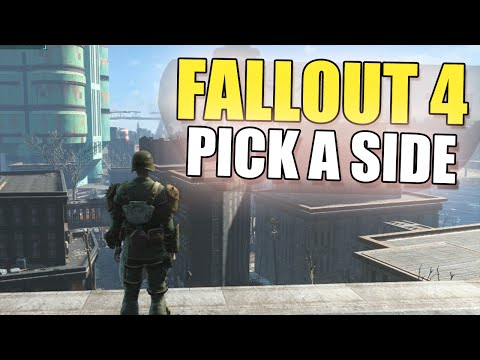 Fallout 4: Battle for Bunker Hill - Hollow's Blind Playthrough [EP 21]