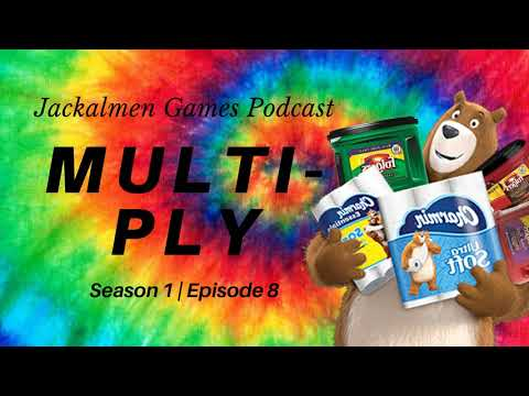 Jackalmen Games Ep 8 - Multi-Ply