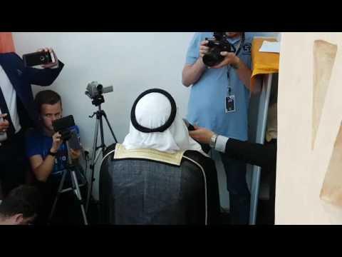 Sheikh Mishary Rasheed Al Afasy In Bosnia 2017 (ADHAN)