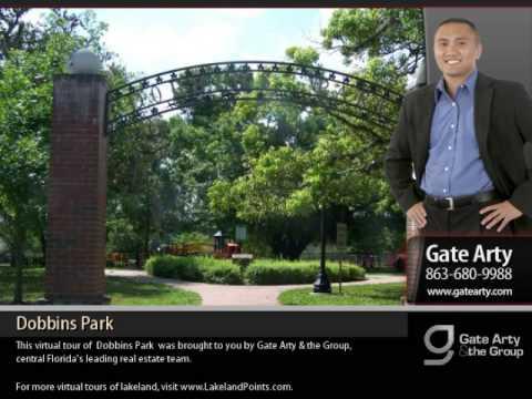 Dobbins Park - Lakeland Florida Parks and Recreation Polk County