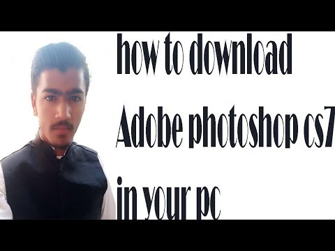 How To Download Adobe Photoshop Cs7 In Your Pc