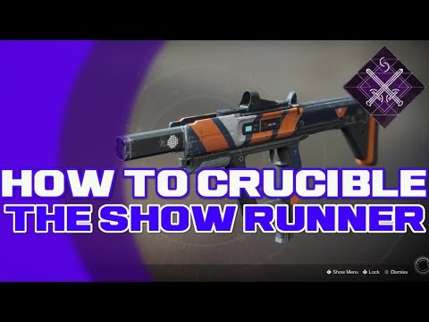 Destiny 2 How to Crucible: The Show Runner