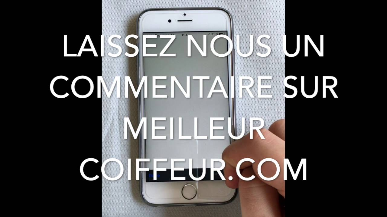 Application Xavier Thiolliere Youtube