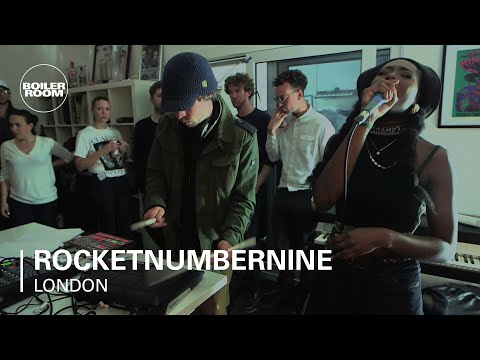 RocketNumberNine ft. Moko Boiler Room LIVE Show