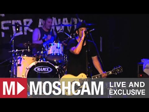 No Use For A Name - Let Me Down | Live in Sydney | Moshcam