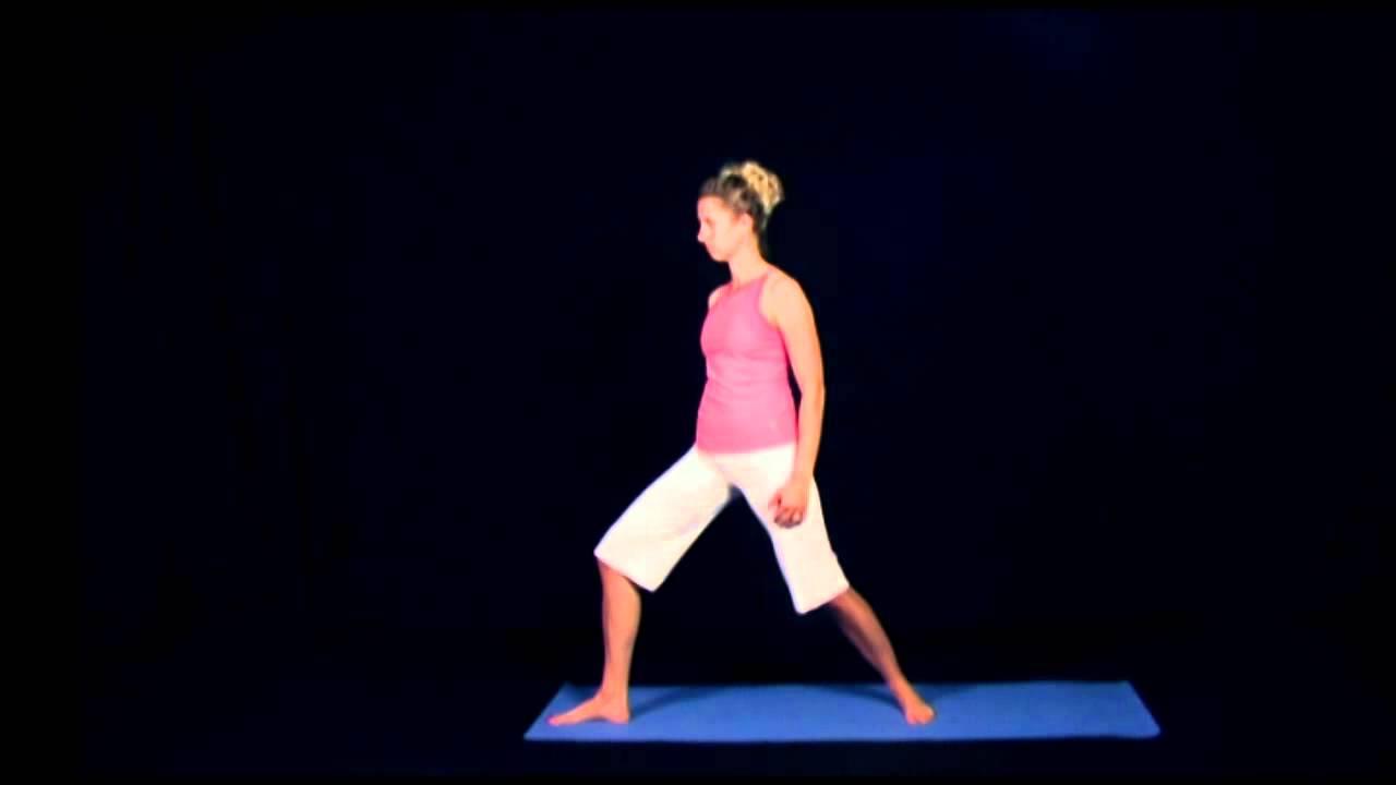 Anterior Oblique Sling Stretch - YouTube Internal Oblique Stretching