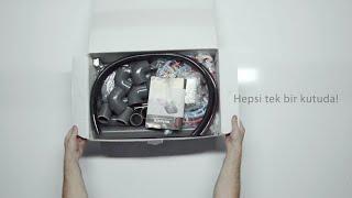 Basic Otomatik Yıkama Ünitesi Kutu Açılımı - Melasty®