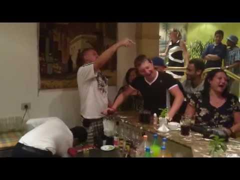 Bar games in Sharm el Sheikh